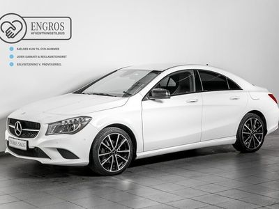 second-hand Mercedes CLA200 1,8 CDi