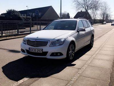 brugt Mercedes C220 CDI Stationcar