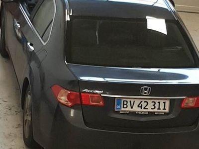 brugt Honda Accord 2,2 D LIFESTYLE AUT.