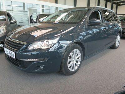 brugt Peugeot 308 1,6 BlueHDi 120 Style SW EAT6