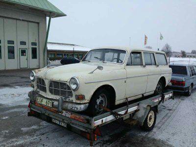brugt Volvo Amazon Kombi