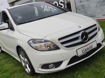 brugt Mercedes B180 d 1,5 CDI 109HK 6g