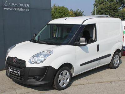 brugt Fiat Doblò L1 1,3 MJT Basic 90HK Van