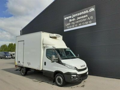 brugt Iveco Daily 35S17 KØL/FRYS/LIFT 3,0 D 170HK Ladv./Chas. 2016