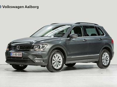 używany VW Tiguan 1,4 TSi 150 Comfortline DSG 4M