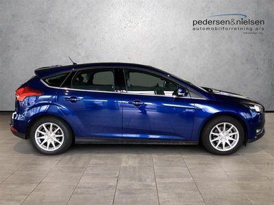 brugt Ford Focus 1,0 EcoBoost Titanium 100HK 5d