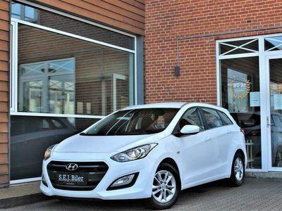 brugt Hyundai i30 Cw 1,6 CRDi Premium DCT 110HK Stc 7g Aut. A+
