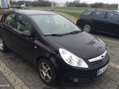 brugt Opel Corsa 1,2 Twinport Cosmo 80HK 5d