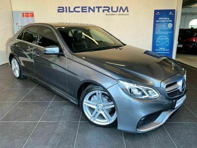 brugt Mercedes E220 BlueTEC Avantgarde aut. - Silkeborg Bilcentrum