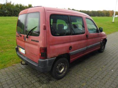 brugt Peugeot Partner 1,9 D 70HK Van
