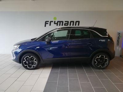 brugt Opel Crossland X 1,2 T Ultimate 110HK 5d 6g A+