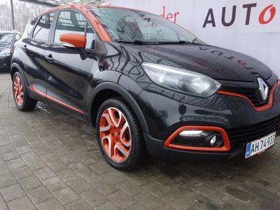 brugt Renault Captur 1,5 DCI FAP Authentique Energy 90HK 5d