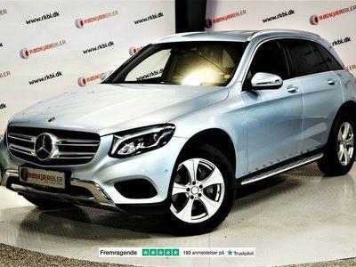 brugt Mercedes GLC250 d 2,2 aut. 4-M Van