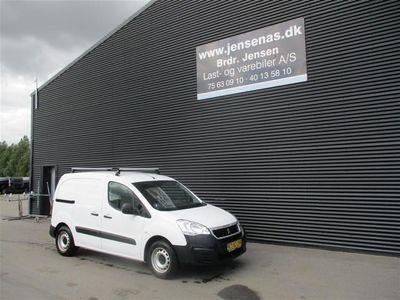 brugt Peugeot Partner L1 1,6 BlueHDi 75HK Van 2017