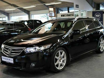brugt Honda Accord 2,2 i-DTEC Elegance Tourer