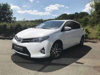 brugt Toyota Auris 1,6 Valvematic T2 Premium 132HK 5d 6g