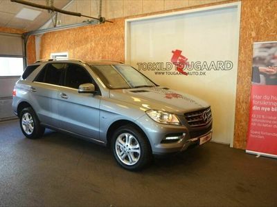 brugt Mercedes ML250 BlueTEC aut. 4Matic