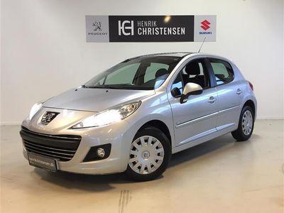 brugt Peugeot 207 1,6 HDI Active 92HK 5d
