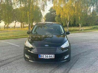 brugt Ford Grand C-Max 1.5 EcoBoost (182 HK), 5 dørs Forhjulstræk Automatisk