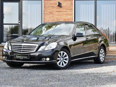 brugt Mercedes E350 0 CDi aut. BE
