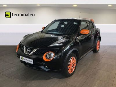 brugt Nissan Juke 1,5 dCi 110 N-Connecta