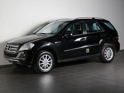 brugt Mercedes ML350 3,0 CDi aut. 4-M Van