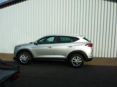 brugt Hyundai Tucson 1,6 T-GDI Trend 177HK 5d 6g