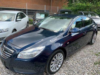 brugt Opel Insignia 2,0 CDTi 130 Edition eco