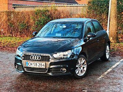 brugt Audi A1 Sportback 1.4 TFSI COD 140 HK 5-DØRS