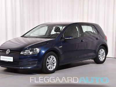 brugt VW Golf 1,6 blueMotion TDI 40 Years Edition 110HK 5d 6g