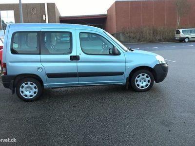 brugt Peugeot Partner 1,6 HDi 90HK