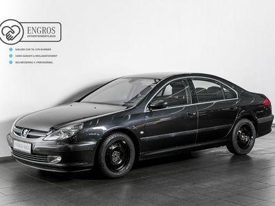 brugt Peugeot 607 2,2 Ibene