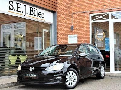 brugt VW Golf 1,4 TSI BMT Comfortline 122HK 5d 6g A