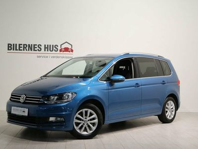 usata VW Touran 2,0 TDi 150 Highline DSG BMT