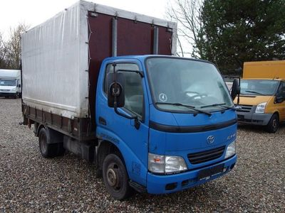 brugt Toyota Dyna 150 2,5 D-4D S.Kab Chassis