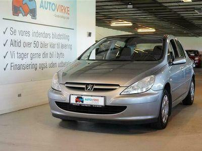 brugt Peugeot 307 2,0 Griffe 136HK 5d