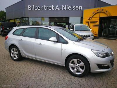 käytetty Opel Astra Sports Tourer 1,6 CDTI Enjoy Start/Stop 136HK Stc 6g