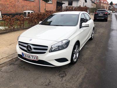 brugt Mercedes A180 BE