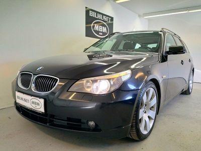 brugt BMW 525 d 2,5 Touring Steptr.