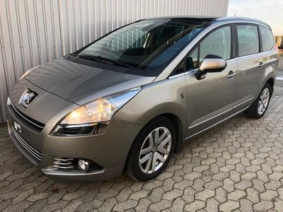 brugt Peugeot 5008 2,0 HDI Style 150HK 6g