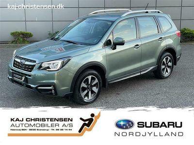 brugt Subaru Forester 2,0 XS AWD Lineartronic 150HK 5d Aut.