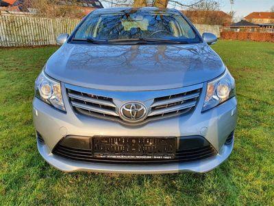 brugt Toyota Avensis 1,6 VVT-I T1 132HK 6g