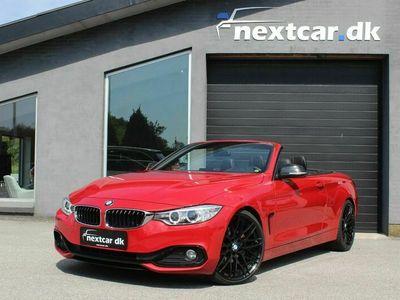 brugt BMW 420 d 2,0 Cabriolet aut.