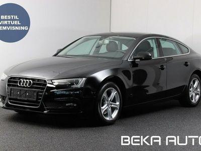 brugt Audi A5 Sportback 2,0 TDi 190