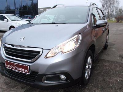 brugt Peugeot 2008 1,6 e-HDi 92 Active