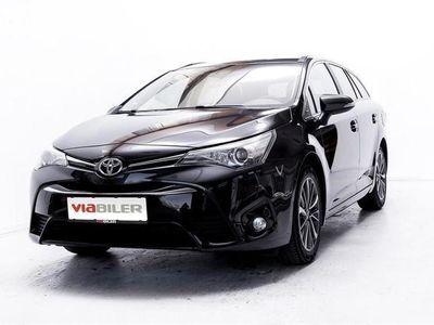 brugt Toyota Avensis Touring Sports 1,8 VVT-I T2 147HK Stc 6g