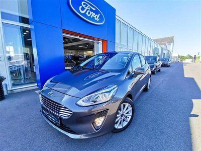 brugt Ford Fiesta 1,0 EcoBoost Titanium Start/Stop 125HK 5d 6g