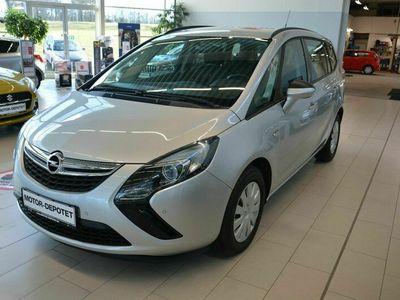 brugt Opel Zafira Tourer 2,0 CDTi 130 Enjoy