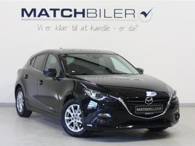 używany Mazda 3 2,0 Skyactiv-G Vision 120HK 5d 6g