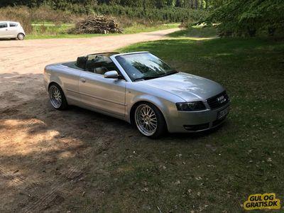 brugt Audi Cabriolet